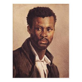 黒人1823-24年 ポストカード