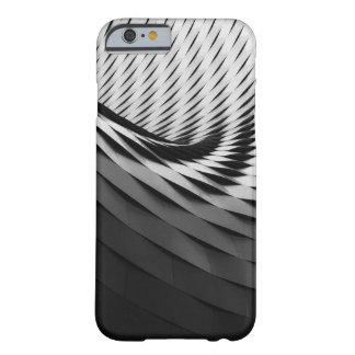 黒及び白 BARELY THERE iPhone 6 ケース