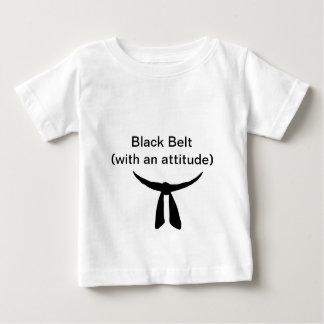 黒帯のパーティー ベビーTシャツ