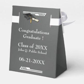黒板の卒業の好意箱 フェイバーボックス