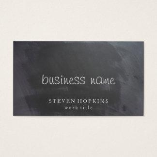 黒板の名刺 名刺
