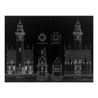黒板の灯台計画 ポスター