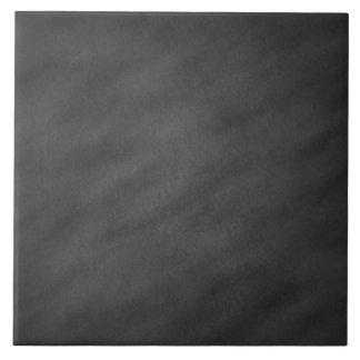 黒板の背景の灰色の黒い黒板 タイル