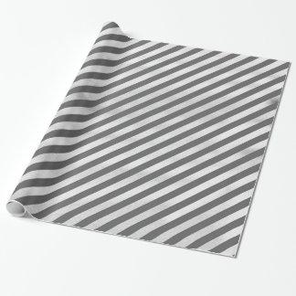 黒板パターンは縞で飾ります ラッピングペーパー