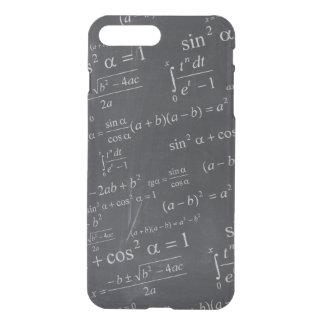 黒板-おもしろいなユニークの数学の方式 iPhone 8 PLUS/7 PLUS ケース