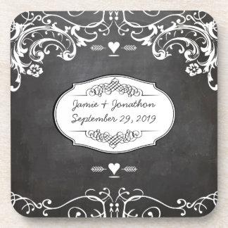 黒板 活版印刷 結婚式