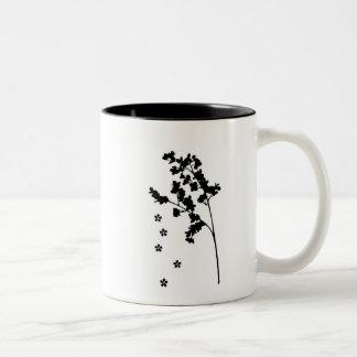 黒桜mag KURO-SAKURA ツートーンマグカップ