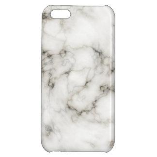 黒檀の象牙色の大理石 iPhone 5C カバー