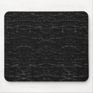 黒檀製の単一 マウスパッド