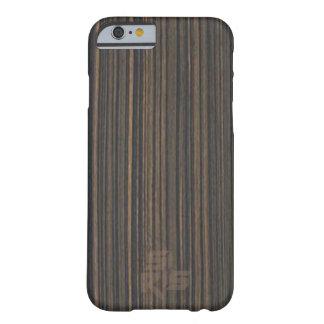 黒檀 BARELY THERE iPhone 6 ケース