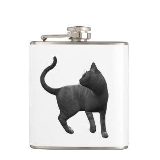 黒猫のフラスコ フラスク