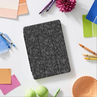 黒猫のプリント iPad AIR カバー