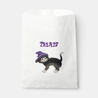 黒猫の好意のバッグ フェイバーバッグ