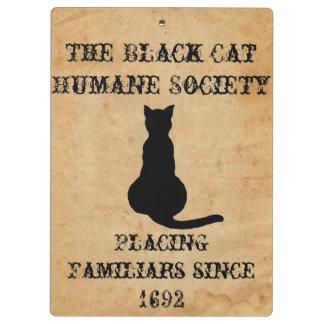 黒猫の慈悲深い社会 クリップボード