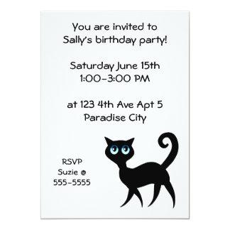 黒猫の招待状 カード