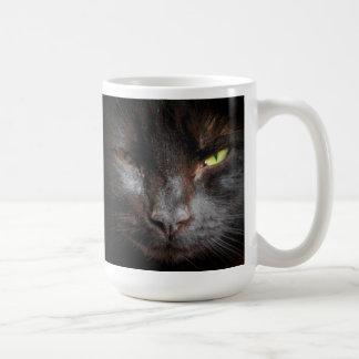 黒猫の規則はそれについて戦いたいと思います コーヒーマグカップ