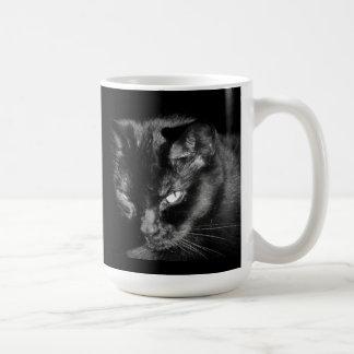黒猫の規則は戦いたいと思いますか。 コーヒーマグカップ