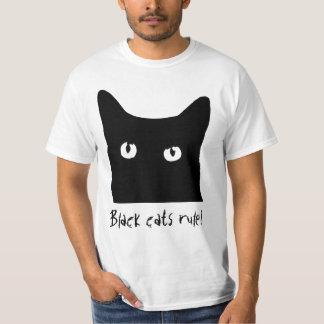 黒猫の規則! Tシャツ