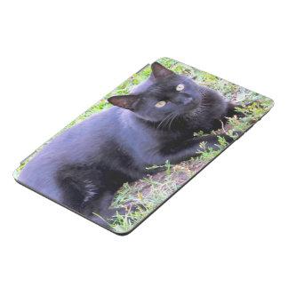 黒猫のiPad Miniカバー iPad Miniカバー