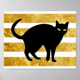 黒猫ポスター ポスター