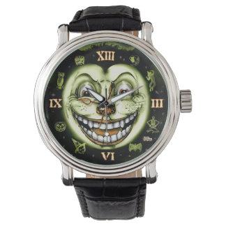 黒猫13の時計ハロウィン 腕時計