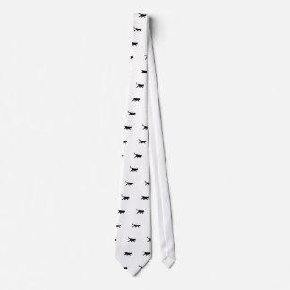 黒猫 オリジナルネクタイ