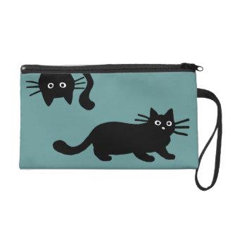 黒猫-カスタマイズ可能な背景色 リストレット