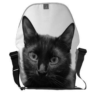 黒猫 クーリエバッグ
