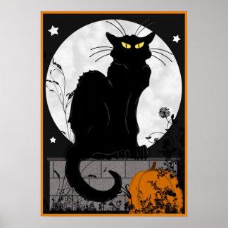 「黒猫」ポスター ポスター