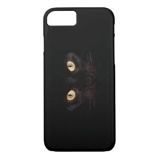 黒猫 iPhone 8/7ケース