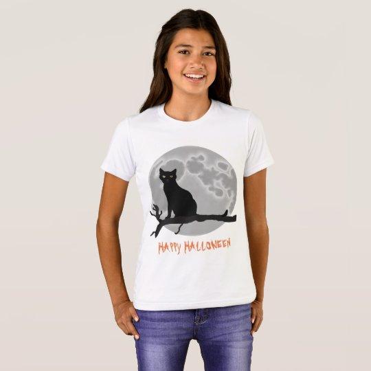 黒猫 Tシャツ