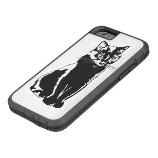 黒猫 TOUGH XTREME iPhone 6 ケース