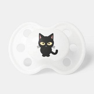 黒猫Pacifer おしゃぶり