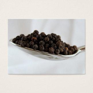 黒胡椒の名刺 名刺