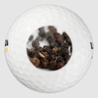 黒胡椒 ゴルフボール