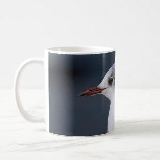 黒頭のカモメ コーヒーマグカップ