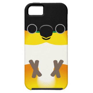 黒頭のシロハラインコ iPhone SE/5/5s ケース