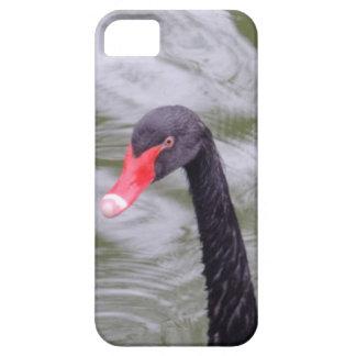 黒鳥のiPhone 5/5S、やっとそこに iPhone SE/5/5s ケース