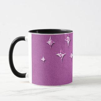 黒11のozのコンボのマグの紫色 マグカップ