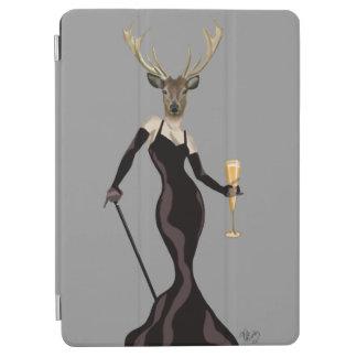 黒2の魅力のシカ iPad AIR カバー