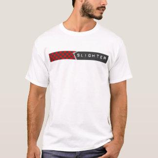 黒 + 赤の点検 Tシャツ