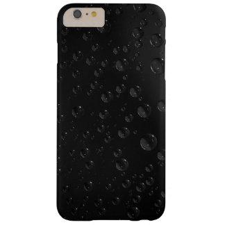 黒 BARELY THERE iPhone 6 PLUS ケース