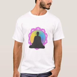 黙想のチャクラ Tシャツ
