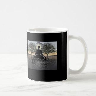 黙想のマグ コーヒーマグカップ