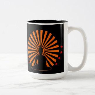 黙想のマグ ツートーンマグカップ