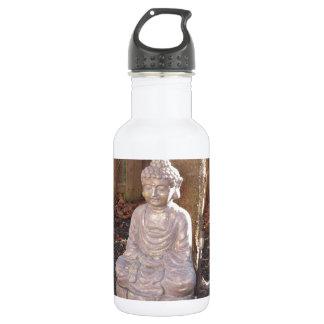 黙想の彫像の宗教のスピリチュアルのおもしろいの仏 ウォーターボトル