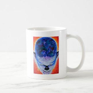 黙想 コーヒーマグカップ