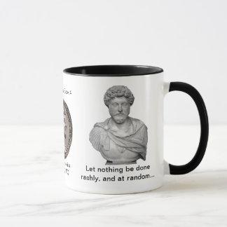 黙想-芸術の規則 マグカップ