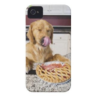 鼻をさくらんぼパイを食べた後舐めることの後をつけて下さい Case-Mate iPhone 4 ケース