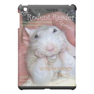 齧歯動物の読者季刊誌またはペットラットのiPadの場合 iPad Miniケース